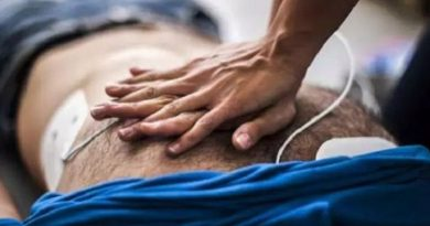 Cardiac arrest during sex