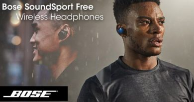 Bose Sound sport Free Wireless