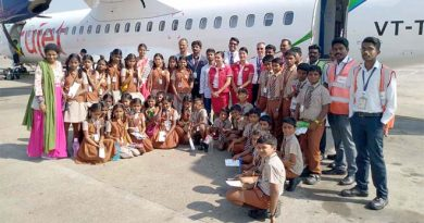 Trujet Wings for under privileged children